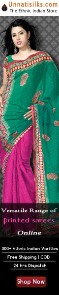 The largest ethnic online Indian shop offers exquisite designer Banarasi sarees with matching blouse for online sale