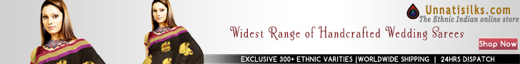 Handcrafted Wedding Sarees, Party wear Sarees